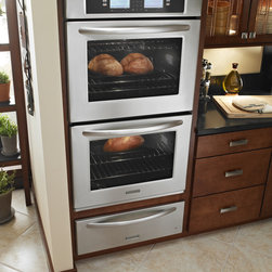 KitchenAid Combination Microwave/Oven with Steam -