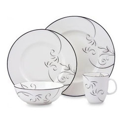 Lenox - Lenox Voila 4-Piece Place Setting - Lenox Voila 4-Piece Place Setting