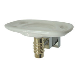 Kingston Brass - Wall Mount Toothbrush and Tumbler Holder - Kingston Brass' bathroom accessories are built for long-lasting durability and reliability. They are designed so you can easily coordinate matching pieces. Each piece is part of a collection that includes everything you need to complete your bathroom decor. All mounting hardware is included and installation is easy.