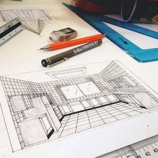 Another drawing for a Kitchen ..