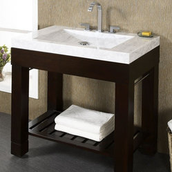 Bathroom Vanities and Sink Consoles : Find Single, Double and