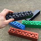 Togetherfarm Blocks -- No tools or carpentry experience needed. - Togetherfarm Blocks are a modular, interlocking garden box system made from recycled material. With Togetherfarm Blocks, you can assemble a 2′ by 2′ garden box in as little as 5 minutes. No tools or additional hardware are required.  Build a custom garden to fit nearly any yard, balcony, or rooftop space.  Unlike treated lumber, the Blocks are made from lightweight and durable food-grade plastic (BPA- and Phthalate-Free) so you can be sure your garden box won't leach harmful chemicals into the soil.
