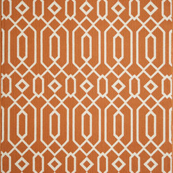 "Momeni - Momeni Baja BAJ-3 (Orange) 8'6"" x 13' Rug - This Machine Made rug would make a great addition to any room in the house. The plush feel and durability of this rug will make it a must for your home. Free Shipping - Quick Delivery - Satisfaction Guaranteed"