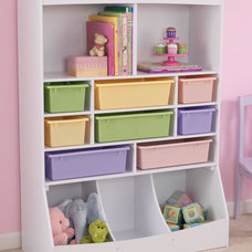 Contemporary Toy Organizers by Sister Furniture