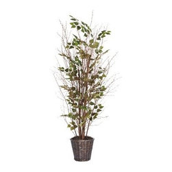 5 ft. Natural Birch Tree - About VickermanThis product is proudly made by Vickerman, a leader in high quality holiday decor. Founded in 1940, the Vickerman Company has established itself as an innovative company dedicated to exceeding the expectations of their customers. With a wide variety of remarkably realistic looking foliage, greenery and beautiful trees, Vickerman is a name you can trust for helping you create beloved holiday memories year after year.