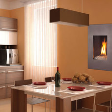 Contemporary Kitchen by CJ's Home Decor & Fireplaces