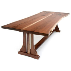 Craftsman Dining Tables by Woodland Creek Furniture