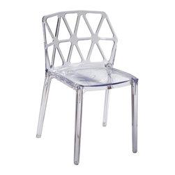 Zig Zag Dining Chair -