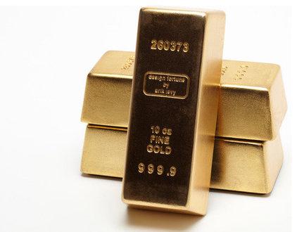 Eclectic Home Decor Eno Gold Bricks