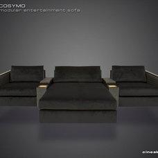 Sofas by Cineak Custom Home Theater Seats
