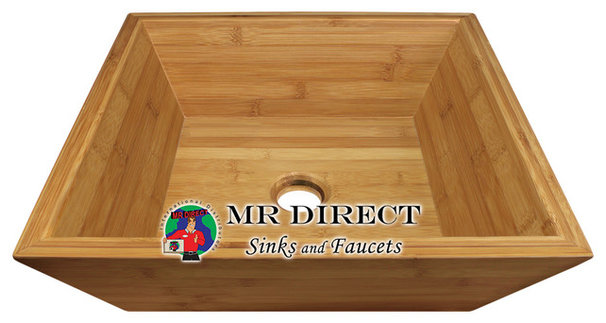 Asian Bathroom Sinks by MR Direct Sinks and Faucets