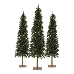 Balsam Hill Tannenbaum Evergreen Artificial Christmas Trees - THE ALPINE CHARM OF BALSAM HILL'S TANNENBAUM EVERGREEN CHRISTMAS TREE