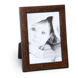 """Origin Crafts - Versailles light walnut wood picture frame - Versailles Light Walnut Wood Picture Frame Veener Finish. Dimensions (in): Width: 7/8, Height: 1/2 Holds (4""""x6"""", 5""""x7"""", 8""""x10"""") photos. By Roma Moulding - Roma Moulding uses only the highest quality materials. Roma owes it?s renown to exquisite details: meticulous applications of gold and silver leafing, genuine woods, exotic veneers, patinas, superior lacquers and finishes all done by hand. Roma employs time proven techniques to achieve the stunning finishes other manufacturers strive to achieve. Ships within Five Business Days."""