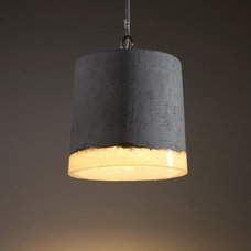 contemporary pendant lighting by Le Repère des Belettes