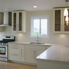Contemporary Kitchen Cabinetry by InStyle Cabinet