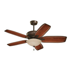 Emerson Fans Y52HCW Hand Carved Walnut Ceiling Fan Blades