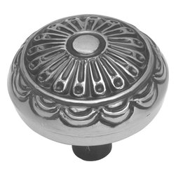 """Hickory Hardware - Hickory Hardware 1-1/4 In. Southwest Lodge Silver Medallion Cabinet Knob - """"Spontaneous, unpredictable, fanciful, unusual or quaint"""".... that's the definition you'll find in a dictionary.  We define it as a style that is full of unexpected - clever and creative ideas that jar the imagination while adding design and function."""