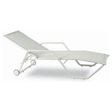 Modern Outdoor Chaise Lounges by Kettal