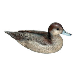 Craft-Tex - Decoys 6 in. Pintail Hen - Antique and vintage Water Fowl and Decoy reproductions. Award winning designs. Exact reproduction of a Master Carvers original. Hand cast in a variety of mediums to insure the exact detailing of the original wood carving. Crafted by North Carolina artists with attention to detail. Made in USA. Made of pecan shell resin. 1-Year warranty