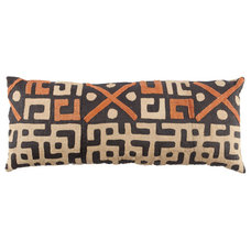 Traditional Pillows by Wisteria