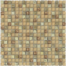 Modern Tile by MEITIAN  MOSAIC CO.,LTD