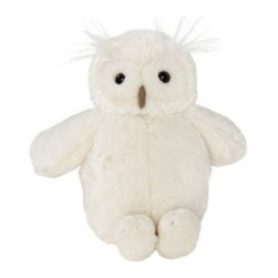 Serena & Lily - Bashful Owl - Large - We absolutely adore this sweet stuffed animal from Jellycat. It's so snuggly and soft, with quirky little details that give it playful personality. It's the perfect gift for a new arrival or your young animal lover.