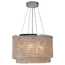 chandeliers by Home Depot