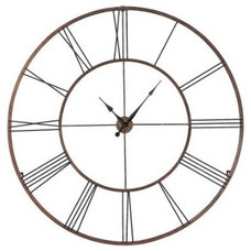 Traditional Wall Clocks by Amazon