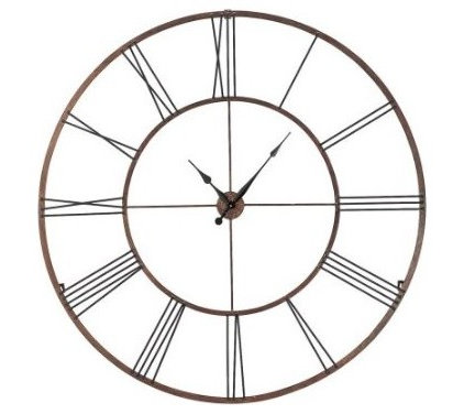 traditional clocks by Amazon