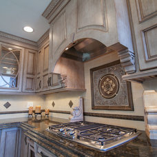 Mediterranean Tile by Kitchens Etc. of Ventura County