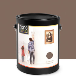 Imperial Paints - Eggshell Wall Paint, Gallon Can, Frat House - Overview: