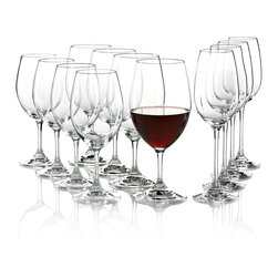Riedel - Riedel Ouverture Red, White & Magnum Champagne Glass Value Pack - As your wine collection grows, you'll need ample stemware. This superior set offers an assortment of lead-free crystal at a price you'll surely toast to!
