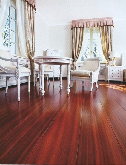 Modern Laminate Flooring by Renesans Floor In-Lays s.c.