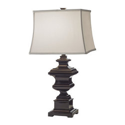 Murray Feiss - Murray Feiss PR243 Pack of 2 Showroom 1 Light Table Lamps - Features:
