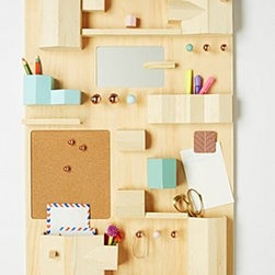 Anthropologie - Hanging Desk Organizer - *Hanging hardware included