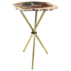 modern side tables and accent tables by Matthew Studios