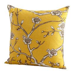 Cyan Design - Cyan Design 06513 Nature Lover Pillow - Cyan Design 06513 Nature Lover Pillow
