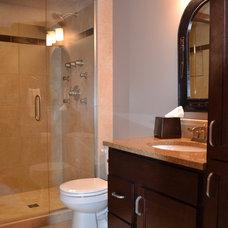 Contemporary Bathroom by Infinite Concepts