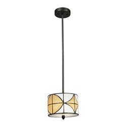 Dale Tiffany - New Dale Tiffany Mini Ceiling Fixture Bronze - Product Details