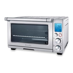 Breville - Breville The Smart Oven Convection Toaster Oven - This 1800 watt convection toaster features Element IQ, which puts power where it's needed most.