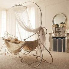 Bedroom unique bed