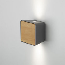 Marset - LBL Lighting | Kett Wall Sconce - Design by Francesc Rife, 2012.