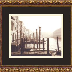 """Venice Framed"" Print by David Westby"