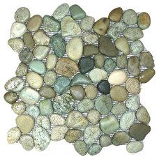 Modern Tile by Pebble Tile Shop