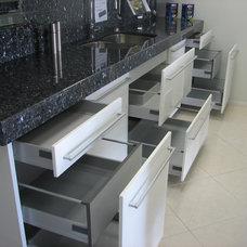 Modern Kitchen Cabinetry by German Kitchen LLC