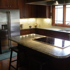 Asian  by East Hill Cabinetry