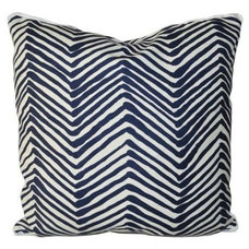 Contemporary Pillows by Candelabra