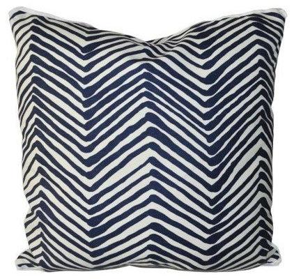 Contemporary Decorative Pillows by Candelabra