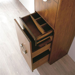 traditional bathroom storage by Vanities for Bathrooms