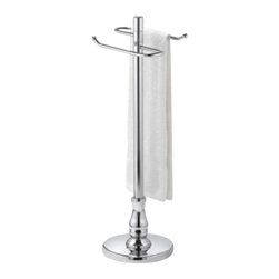 Taymor - Taymor Grand Collection Towel Valet - Oil Rubbed Bronze - Grand Collection Towel Valet by Taymor